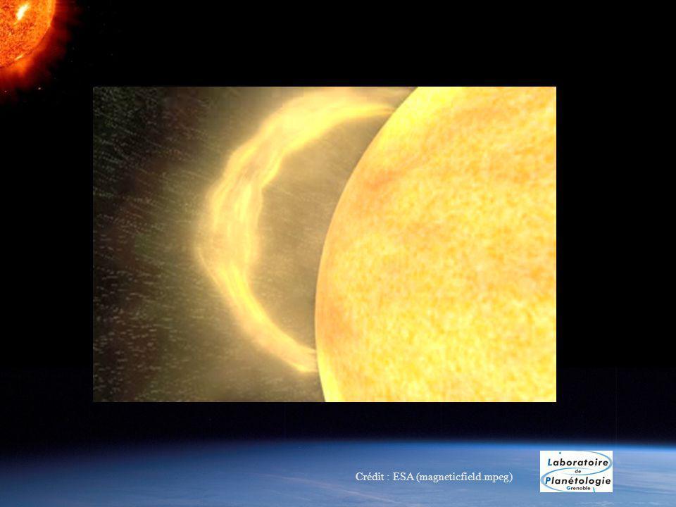 Crédit : ESA (magneticfield.mpeg)