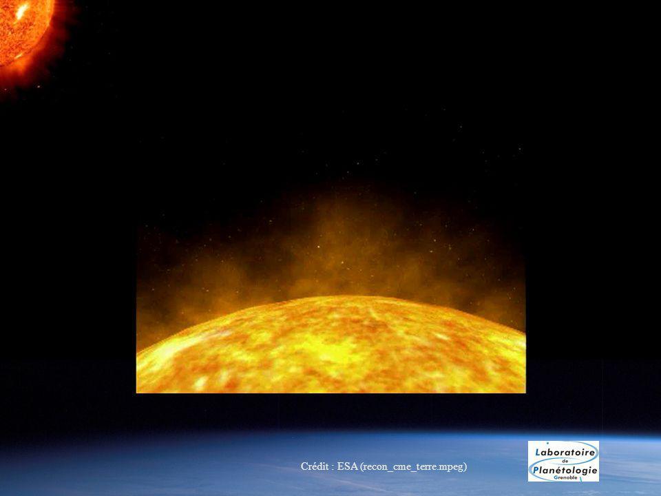 Crédit : ESA (recon_cme_terre.mpeg)