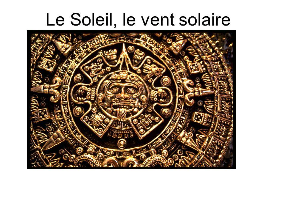 Lactivité solaire 4.éjection de masse coronale Ne pas confondre avec les protubérances.