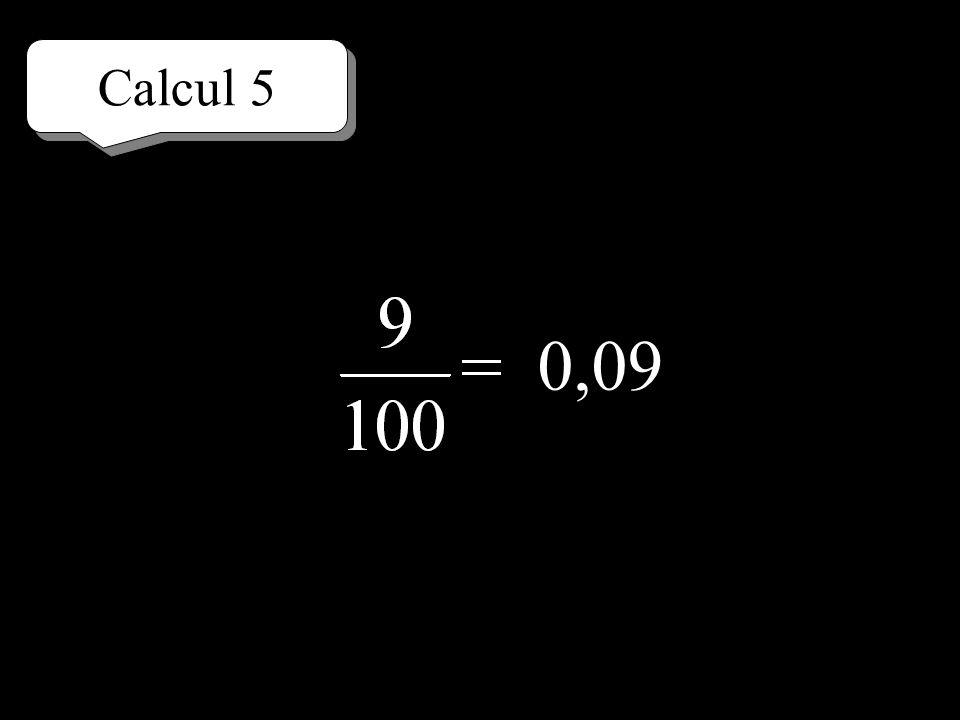 Calcul 4 3,34