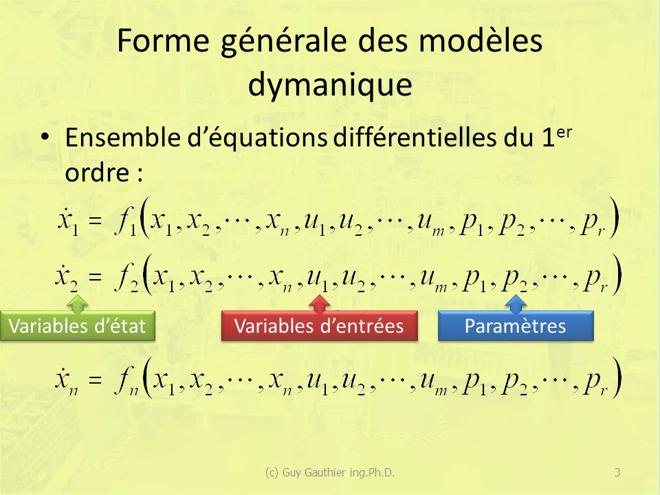 Exemple #1 (c) Guy Gauthier ing.Ph.D.124