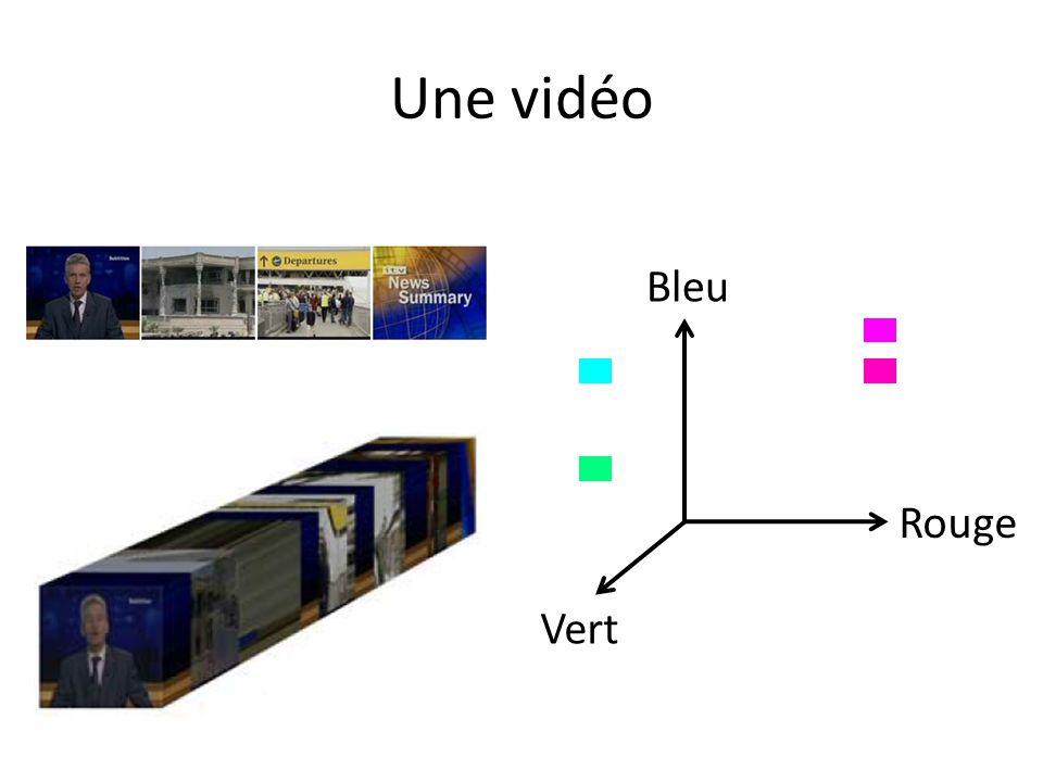 Rouge Bleu Vert Une vidéo
