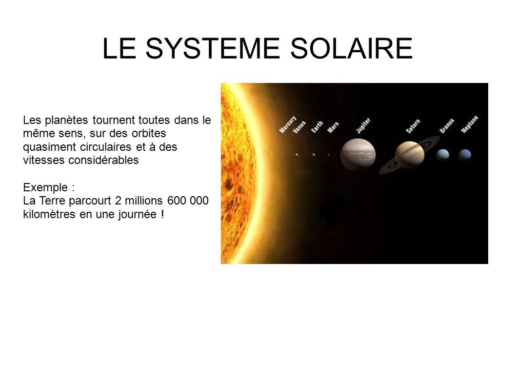 pourquoi la terre tourne autour du soleil