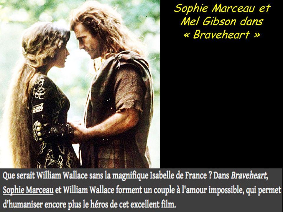 Sophie Marceau et Claude Brasseur dans « Descente aux enfers »