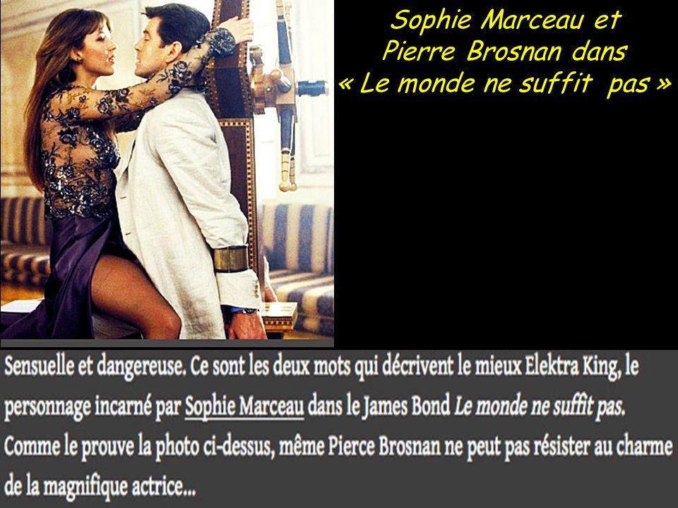 Sophie Marceau et Patrick Bruel dans « Tu veux ou tu veux pas »