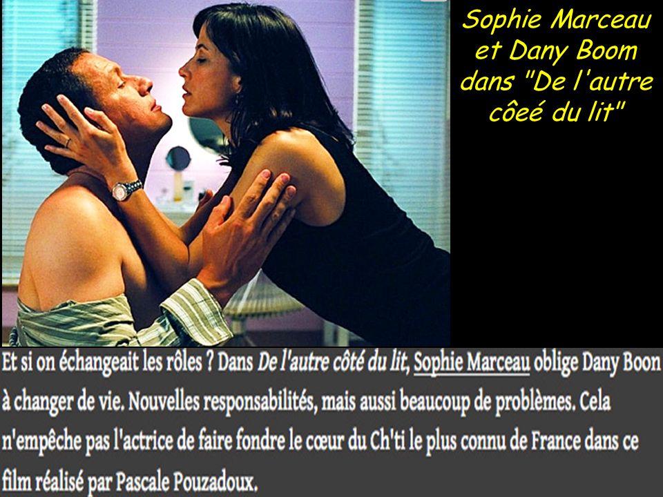 Sophie Marceau et Pierre Brosnan dans « Le monde ne suffit pas »