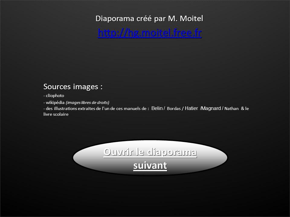 Diaporama créé par M.