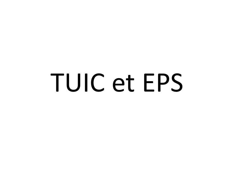 TUIC et EPS