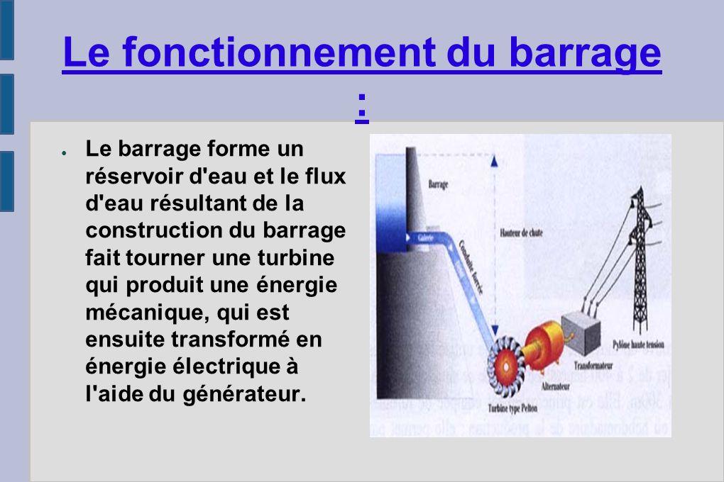 Fabuleux L'ENERGIE HYDRO-ELECTRIQUE : ○ Joffrey Guillier ○ Nicolas Faure  XS77