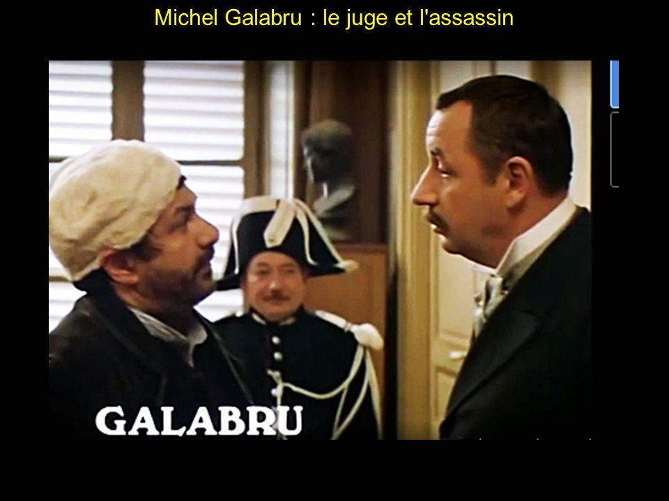 En 1976, Bertrand Tavernier lui offre le rôle d un tueur dans la France du XIXème siècle, dans Le juge et l assassin , face à Philippe Noiret et Isabelle Huppert, peut-être son meilleur rôle.