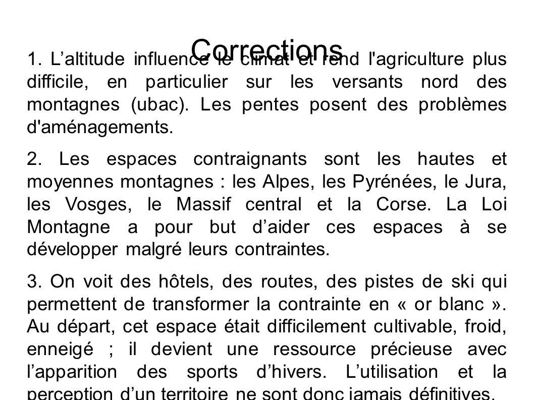 Corrections 1.
