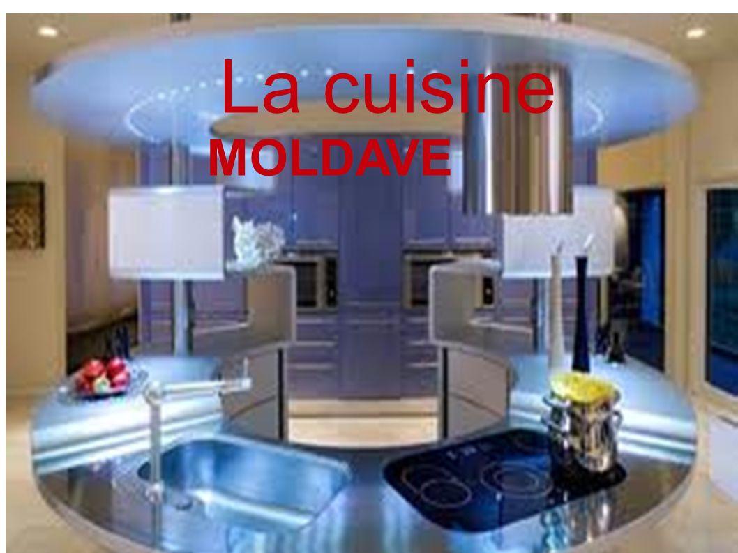 La cuisine MOLDAVE