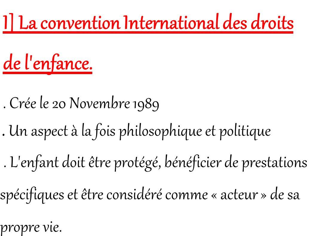 Bien connu Internationale Des Droits de L'Enfance Convention. - ppt télécharger ZG62