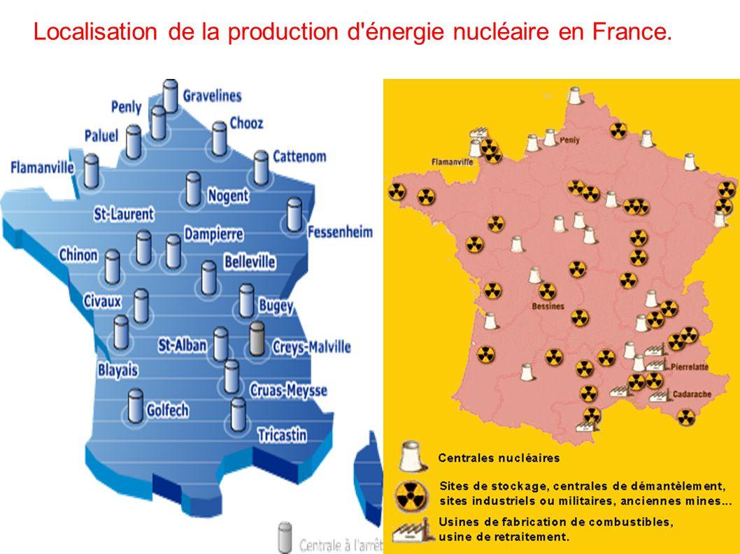 Favori Energie nucléaire Centrale de Nogent/seine La centrale nucléaire  UZ59