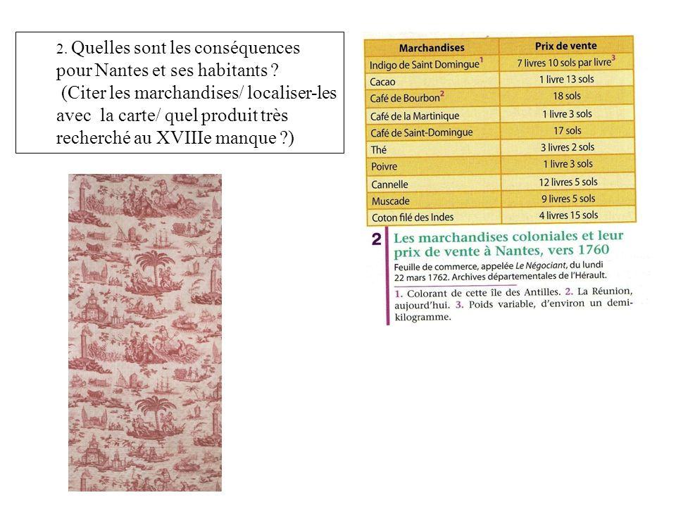 2. Quelles sont les conséquences pour Nantes et ses habitants .