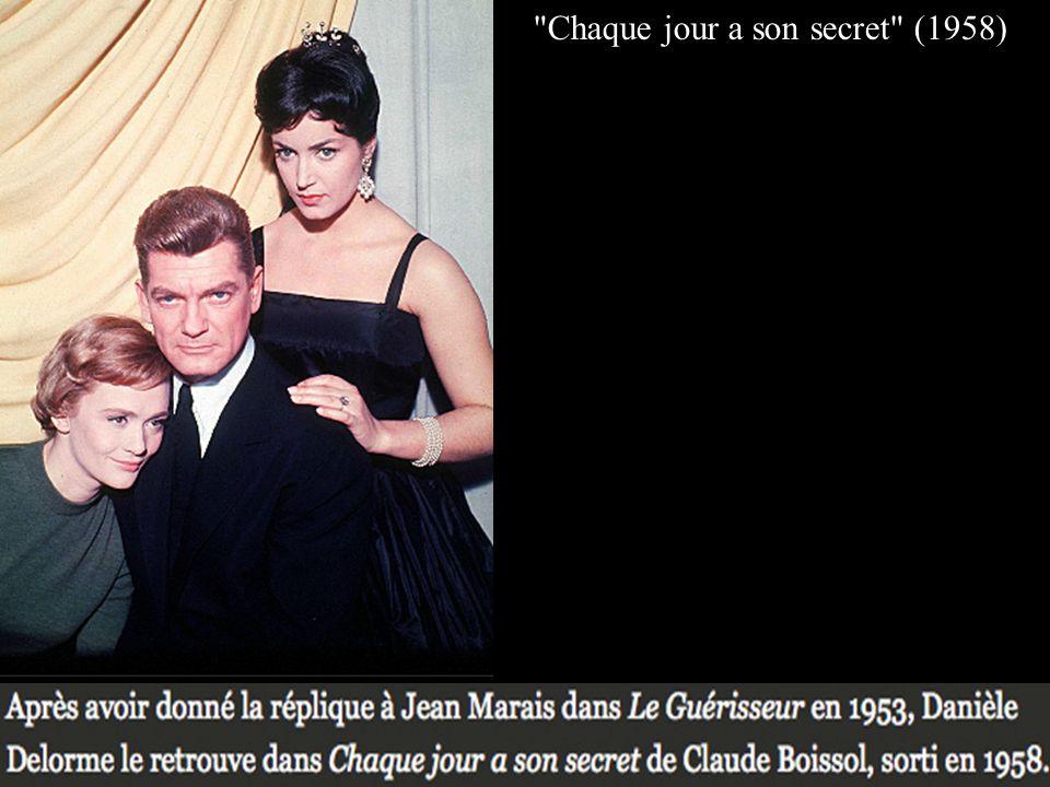 Chez Maxim s avec Leslie Caron et Evelyne Kerr