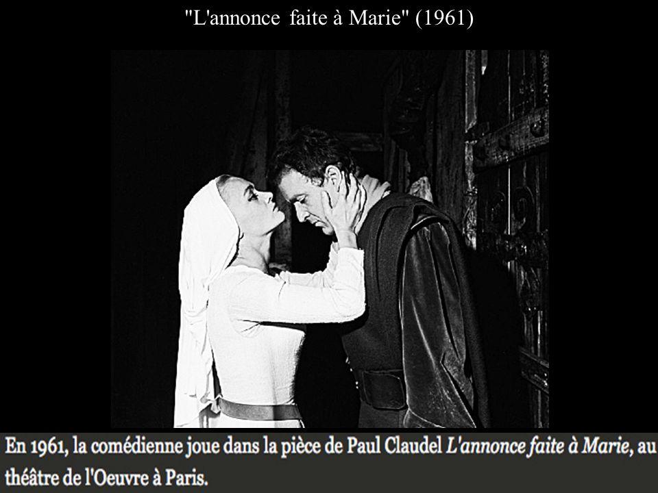 Danièle Delorme et Maurice Cloche