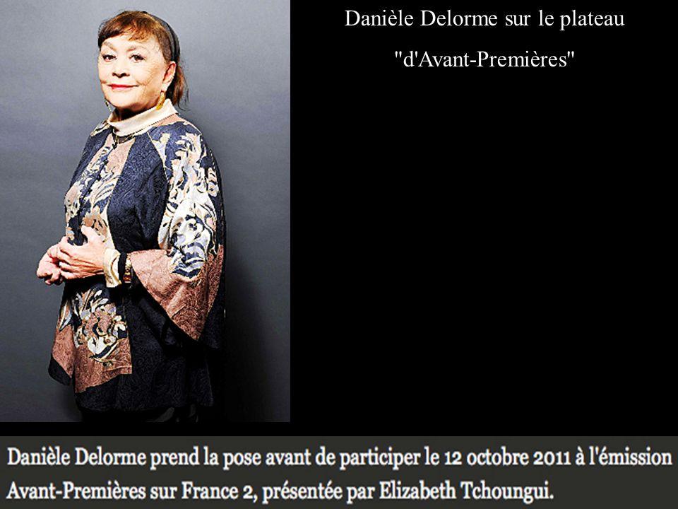 Pierre Tchernia, Danièle Delorme et Micheline Dax