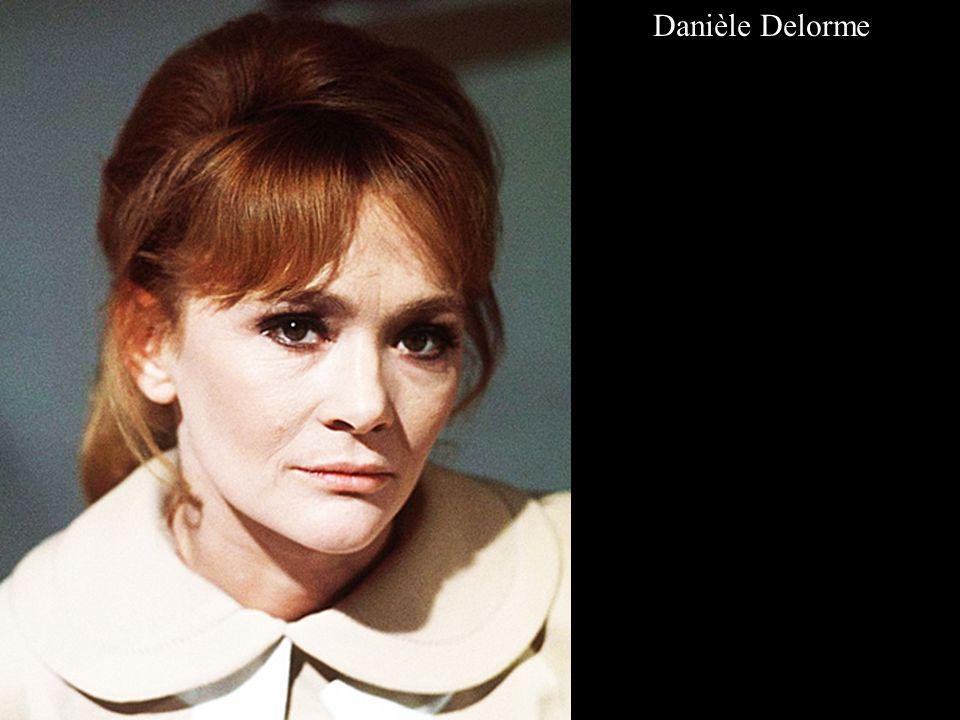 Danièle Delorme sur le plateau d Avant-Premières