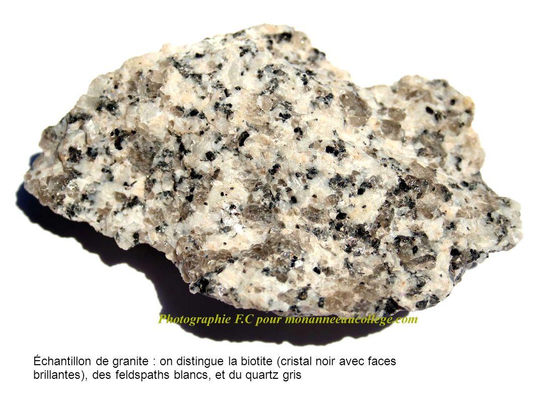 Beaux cristaux de quartz pyramidal