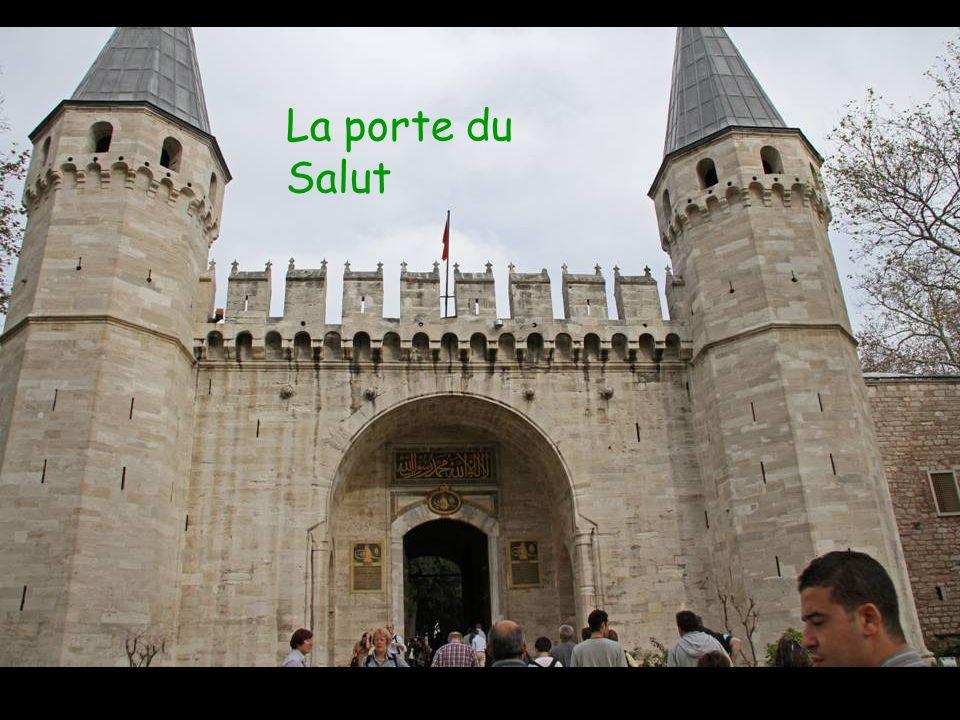 La porte du Salut