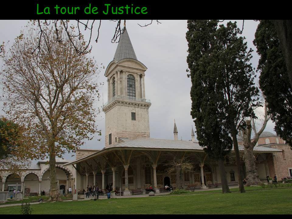 La tour de Justice