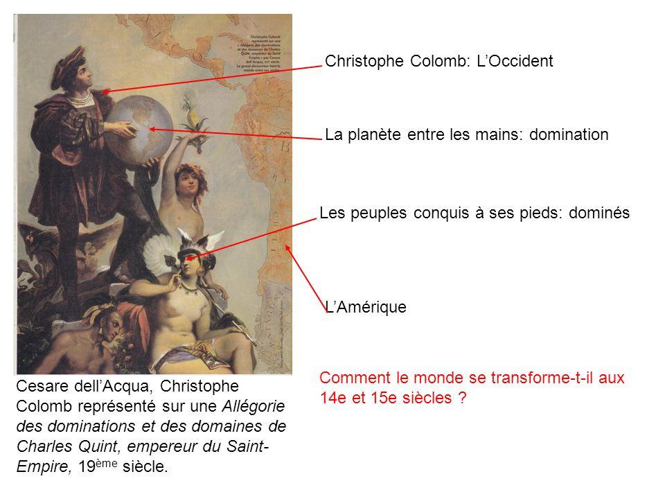 Comment le monde se transforme-t-il aux 14e et 15e siècles .
