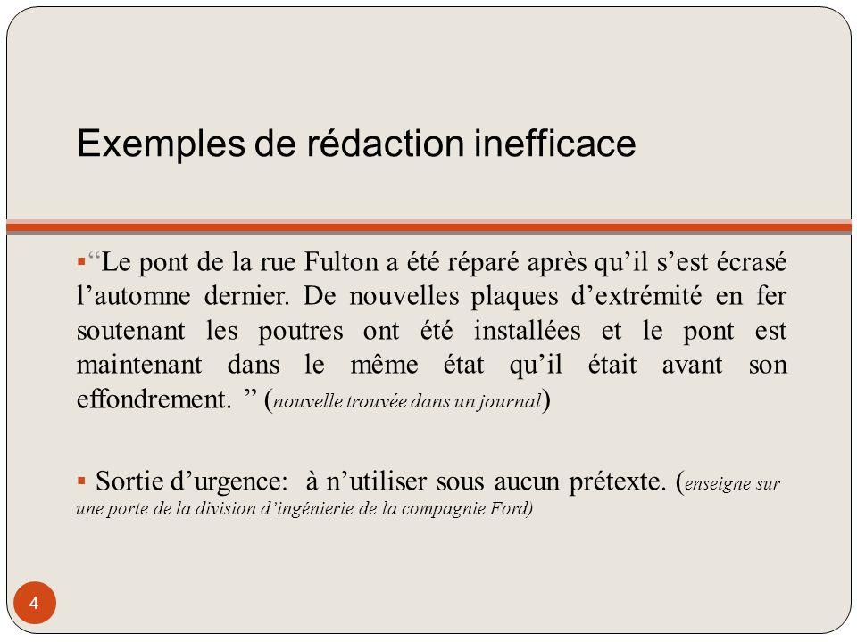 Sources RTAS: p.230 et suivantes 15