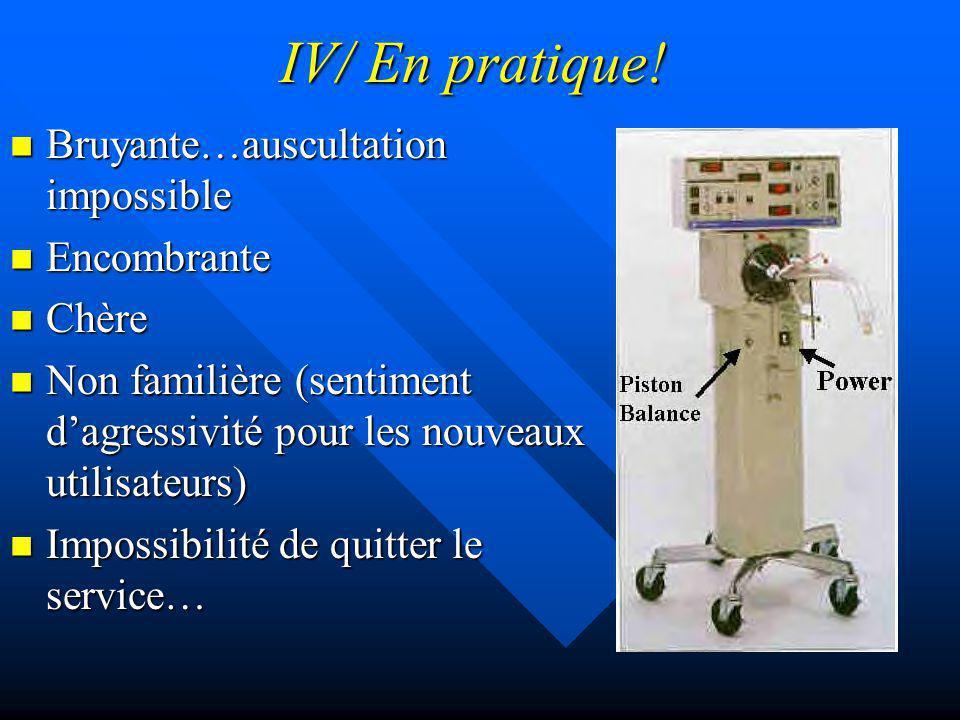 IV/ En pratique.