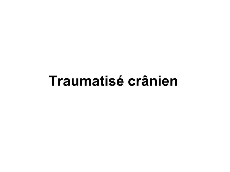 Traumatisé crânien