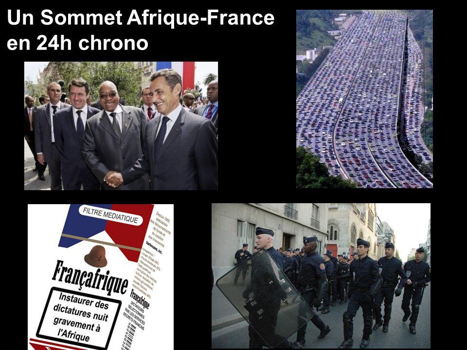 Un Sommet Afrique-France en 24h chrono