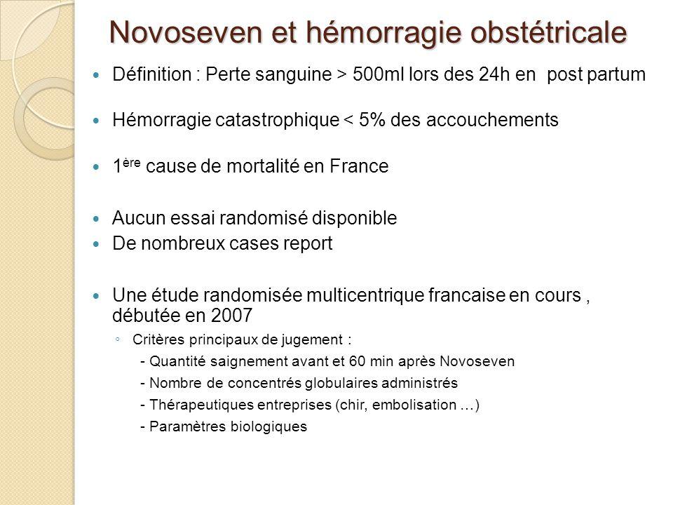 Définition : Perte sanguine > 500ml lors des 24h en post partum Hémorragie catastrophique < 5% des accouchements 1 ère cause de mortalité en France Au