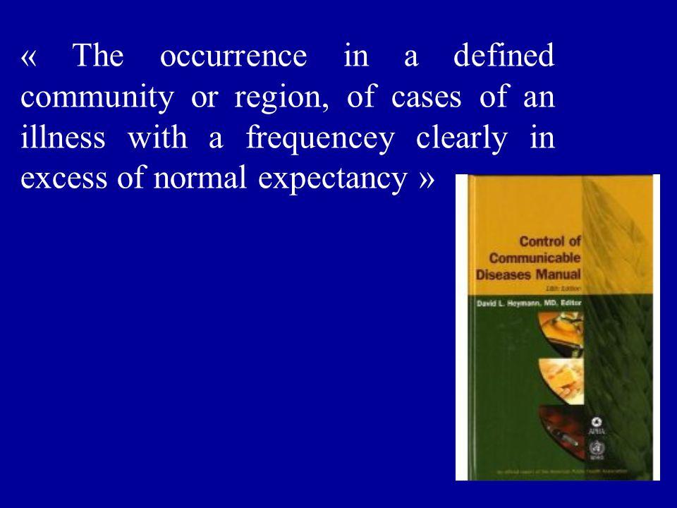 Gestion dune épidémie nosocomiale Bactériémies à S warneri (NICU)