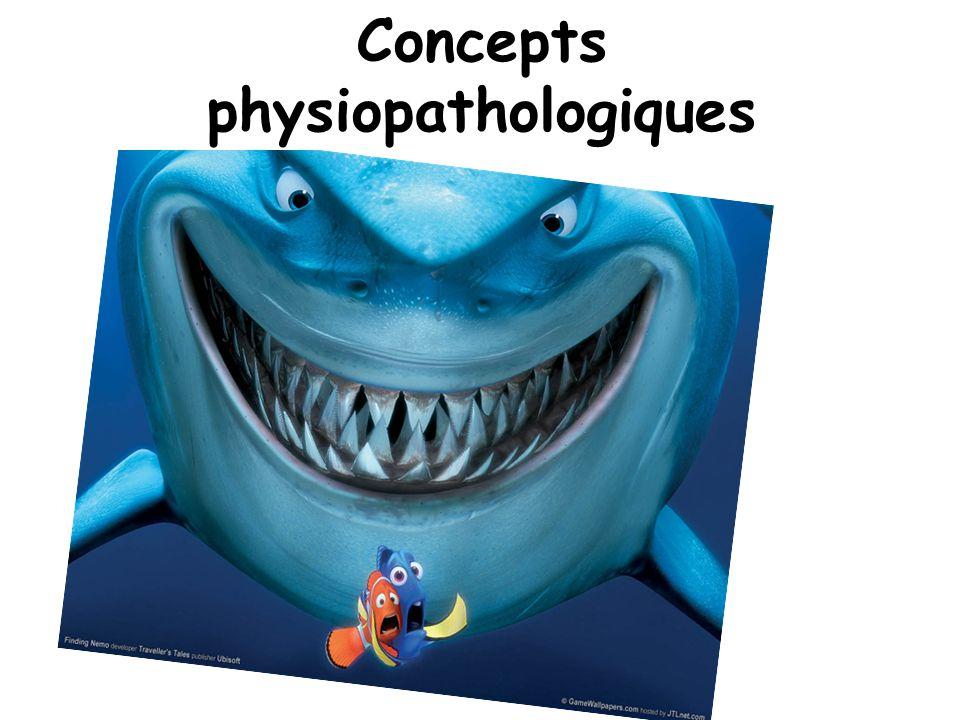 Concepts physiopathologiques