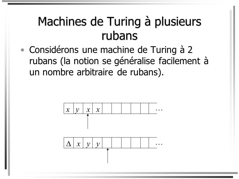 Note: contrairement aux notes de cours, jutiliserai plutôt la notion dacceptation par message.