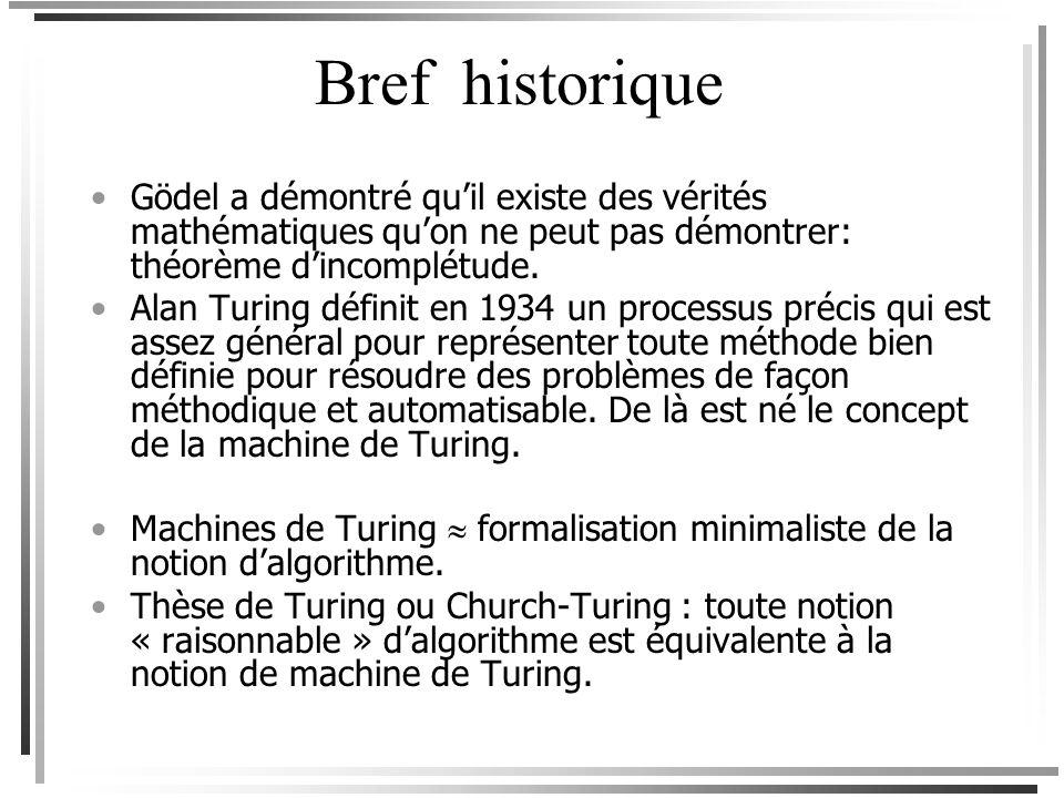 Par exemple, la machine de Turing non déterministe ci-dessus a sept transitions; supposons quelles sont numérotées de 1 à 7.