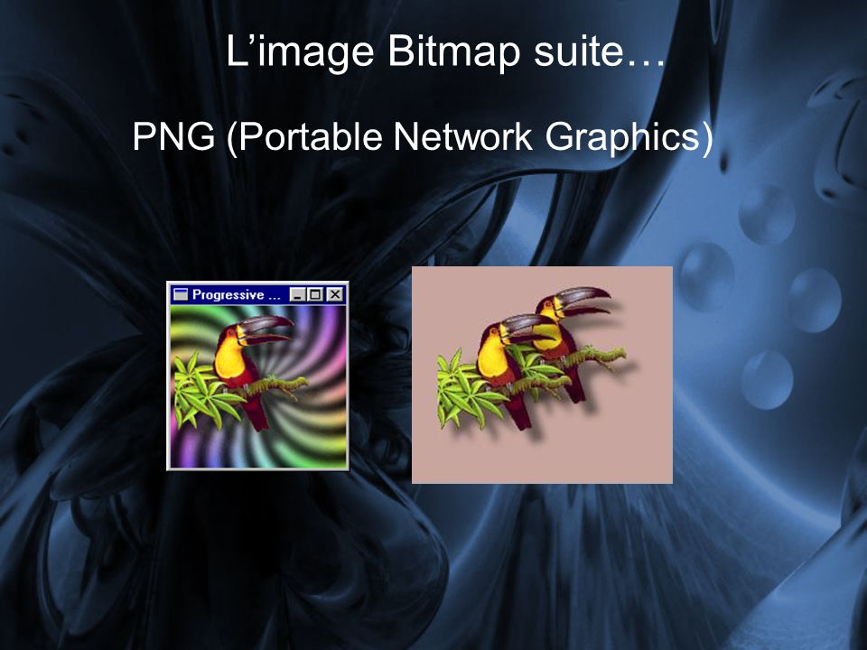 Limage Bitmap suite… PNG (Portable Network Graphics)