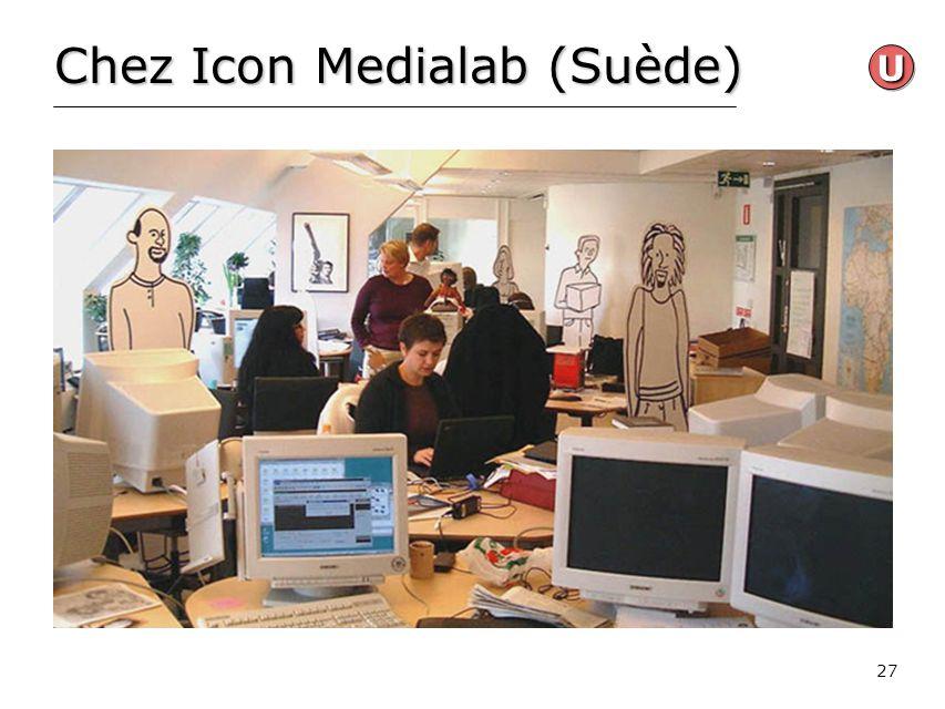 27 Chez Icon Medialab (Suède) UU