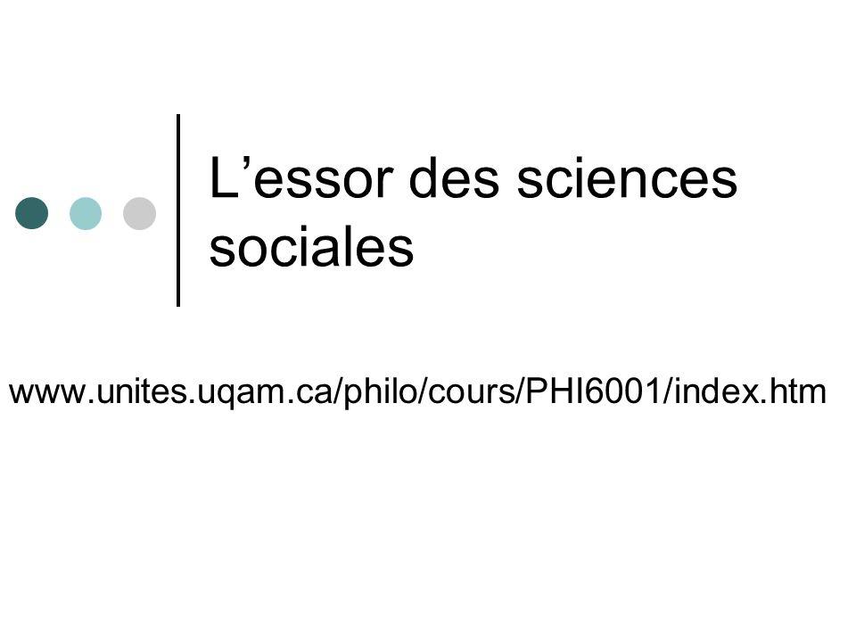 Extérieur/intérieur Puisque pas produit par individu, faits sociaux viennent de lextérieur.