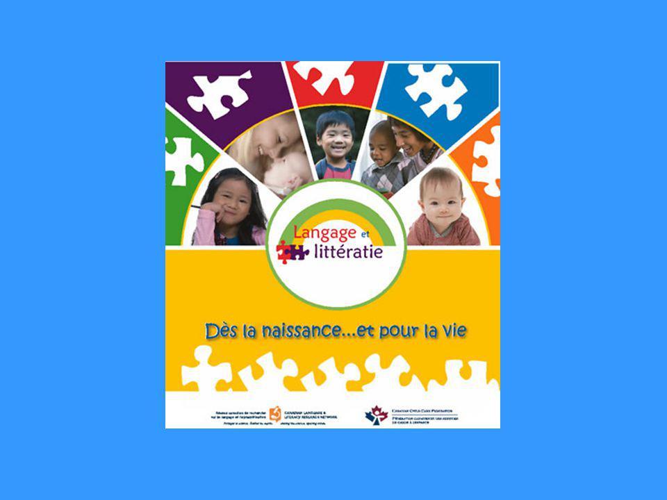 Sommaire de recherche (suite) Aider les enfants à établir des liens dans les milieux de garde et dapprentissage de la petite enfance