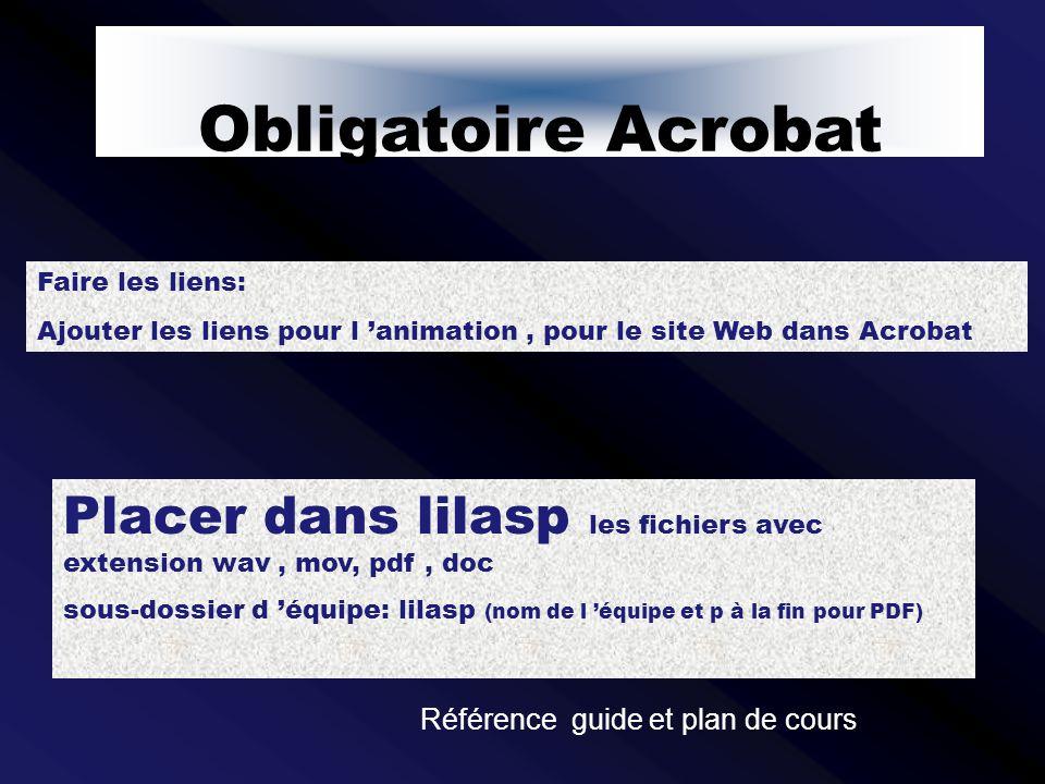 Notes de cours Martin Gagnon (prof) Acrobat