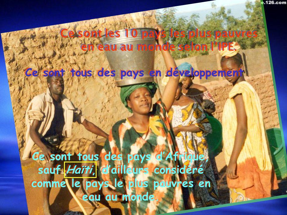 Haïti Haïti Niger Niger Éthiopie Érythrée Érythrée Malawi Djibouti Tchad Tchad Bénin Bénin Rwanda Burundi Quont en commun ces 10 pays
