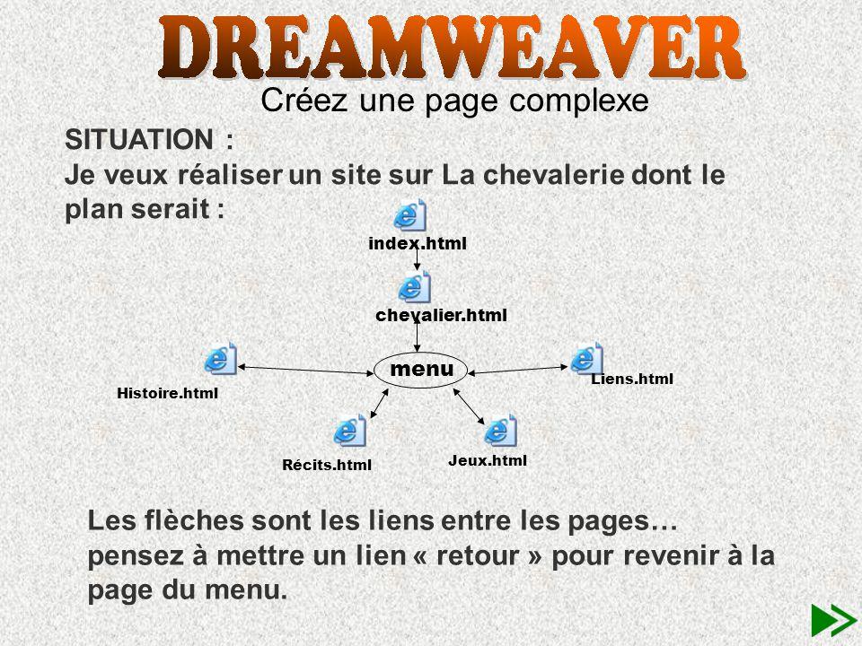 Tutoriel de Dreamweaver MX.http://www.f-i-a.org/dreammx/ Tutoriel de Dreamweaver MX.