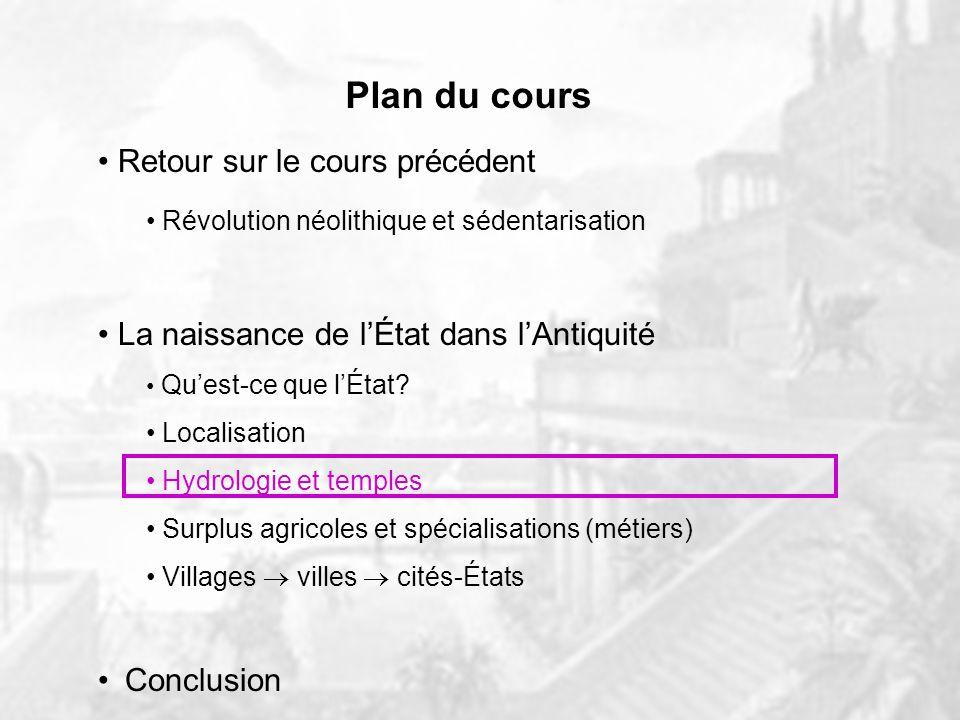 Localisation Le croissant fertile / Entre – 4300 et – 3600 av. J.-C.