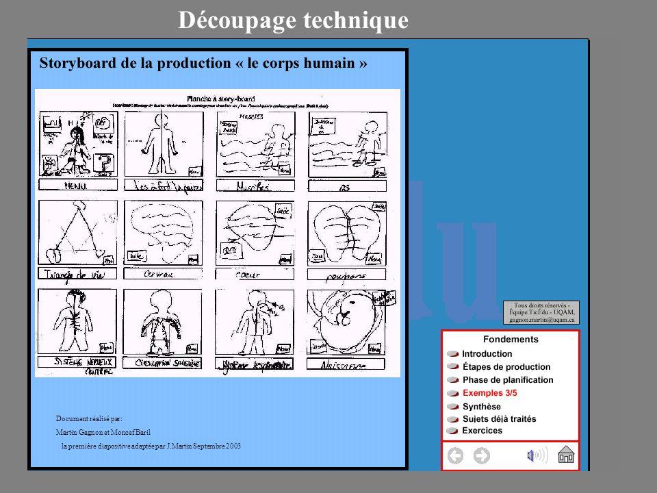 Notes de cours Fondements Phase de planification Document réalisé par: Martin Gagnon et Moncef Baril Cet outil a été adapté par J.Martin Automne 2004