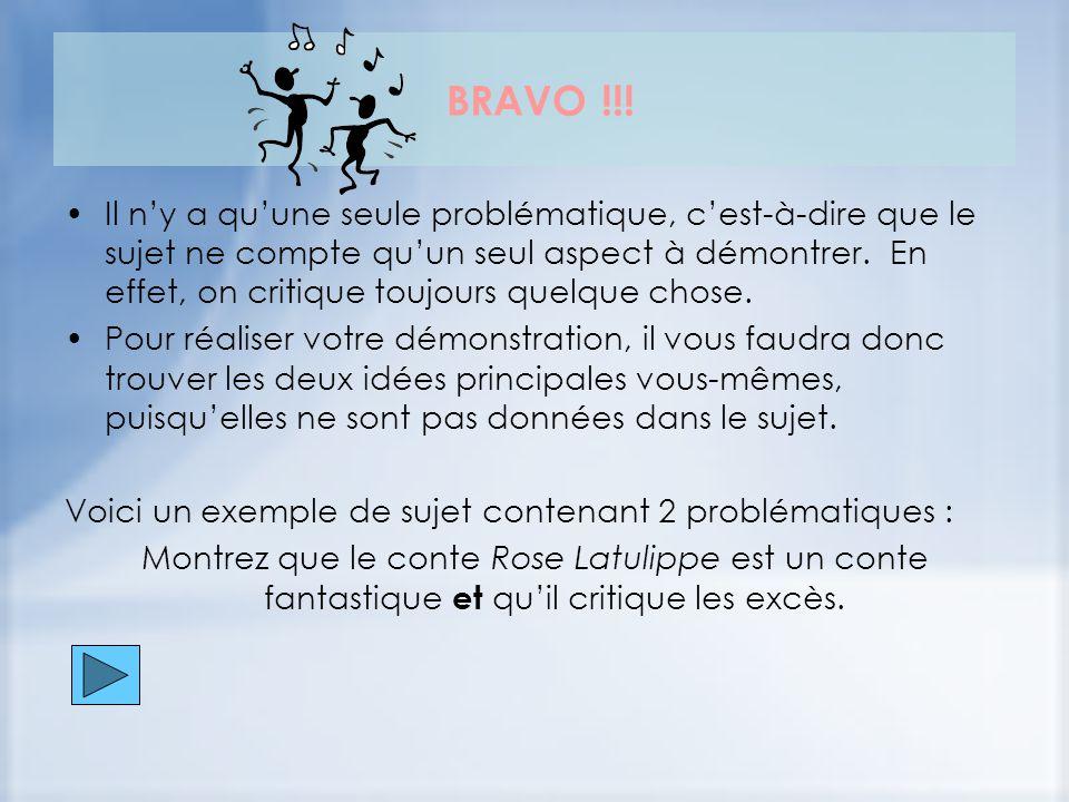 BRAVO !!.