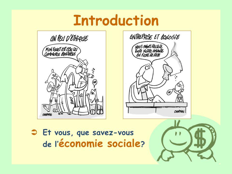 Exercice – Vrai ou Faux VRAI FAUX Le chantier de léconomie sociale a eu lieu en 1976 Une coop.