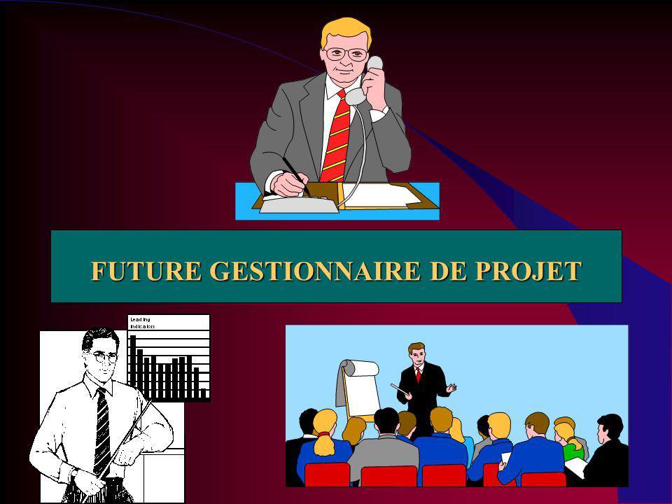 FUTURE GESTIONNAIRE DE PROJET
