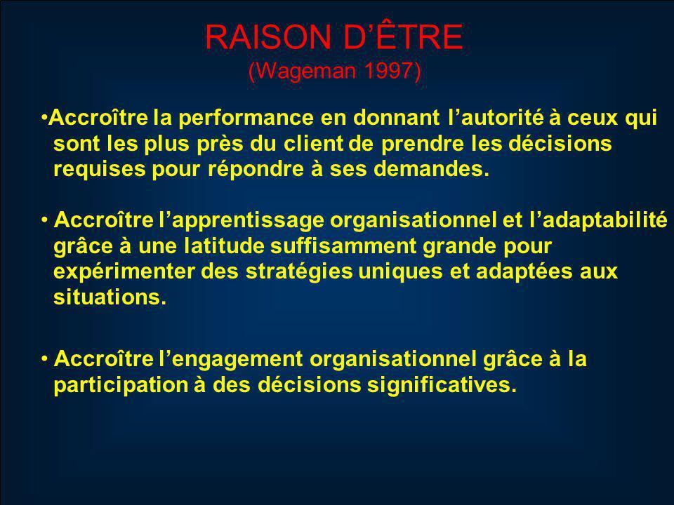 DÉFINITION DE LA GESTION PARTICIPATIVE C est une forme de gestion qui favorise l intégration à la structure organisationnelle de mécanismes permettant aux employés d influencer les systèmes qui les encadrent, de même que les décisions qui les concernent.
