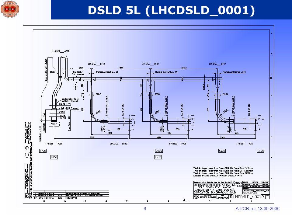 AT/CRI-ci, 13.09.200617 Connections électriques DFBLB